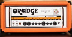 Nashville Recording Studio orange