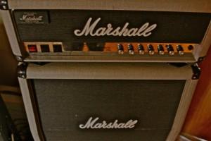 The Record Shop's Marshall SJ 2553 Amplifier