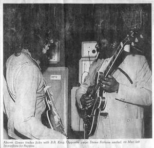 Peter Green & his Orange Amplifier