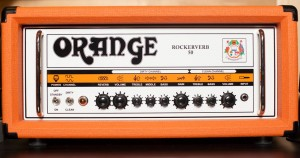 Nashville Recording Studio orange