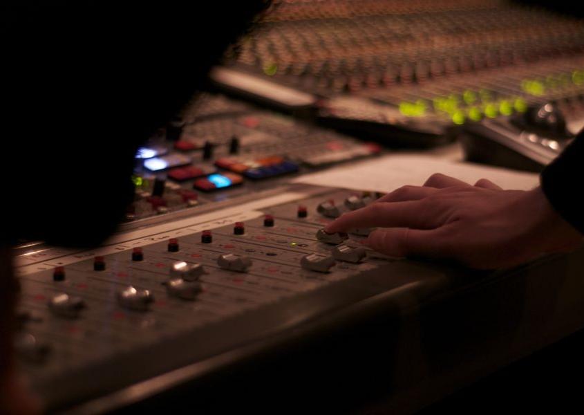 nashville recording studio